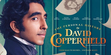 Sunset Cinema: The Personal History of David Copperfield tickets
