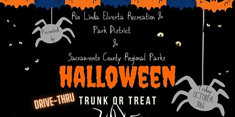 Halloween Trunk-or-Treat: Drive-Thru! tickets