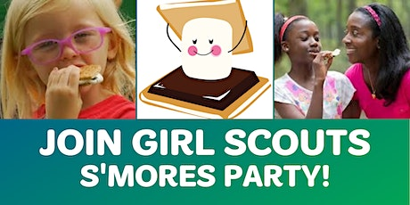 Join Girl Scouts in Duncanville - S'more Fun  Party! tickets