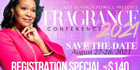 Fragrance conference 2021 tickets
