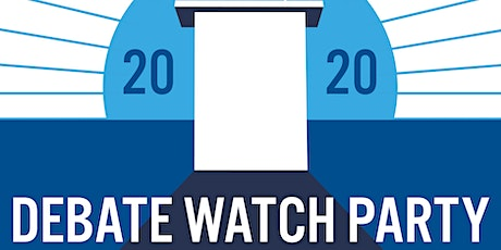 1st Presidential Debate: Student Watch Party tickets