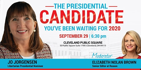 The Presidential Candidate You've Been Waiting For, Dr. Jo:  Cleveland, OH tickets