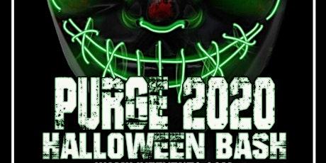 Purge 2020 Halloween Bash tickets