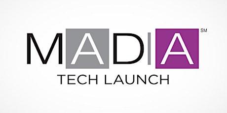 MADIA Tech Launch VIRTUAL Meet-up - Oct. 14 tickets