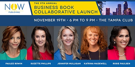 9th Annual Business Book Collaborative Launch tickets