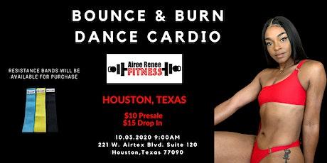 Bounce & Burn Dance Cardio w/ Airee Renee tickets