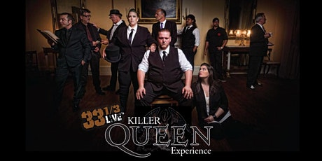 33 1/3 Live's Killer QUEEN Experience Tickets