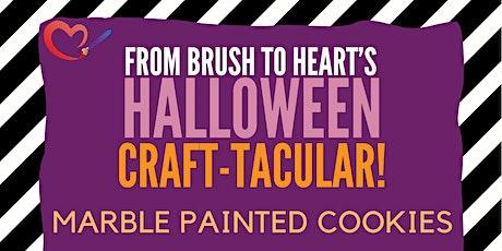 Halloween Craft-Tacular! Galaxy/Marble Cookies tickets