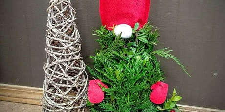 Table Top Winter Gnome Workshop - Dec 17 tickets