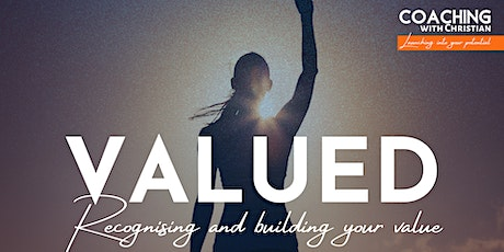 VALUED - Building Self Worth tickets