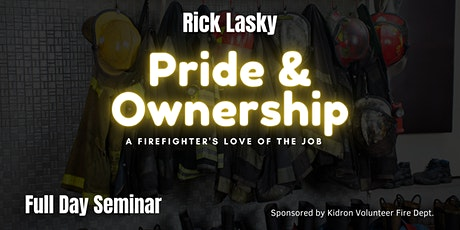 Pride and Ownership Seminar With Chief Rick Lasky tickets
