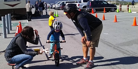 Learn to Ride with YBike - Monroe Elementary Shared Schoolyard tickets