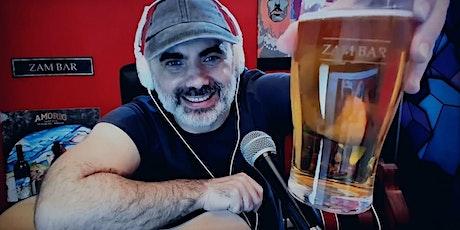 "Zambayonny Show OnLine  #16 '""NOCHE DE FANTASMAS"" entradas"
