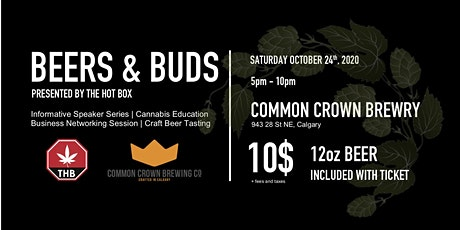 Beers and Buds (Presented by The Hot Box) tickets