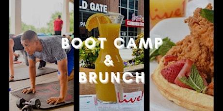 Boot Camp & Brunch tickets
