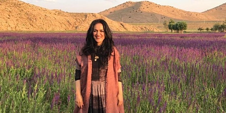 Persian Lullabies: A Workshop with Marjan Vahdat tickets