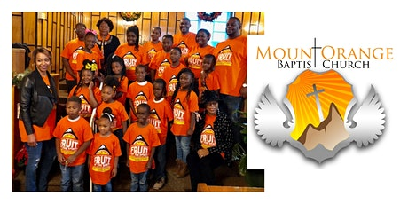 Mt. Orange Baptist Church In Person Service tickets