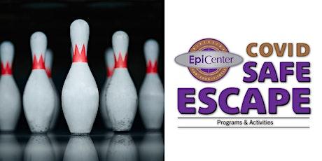 Covid Safe Escape: Bowling 101 tickets