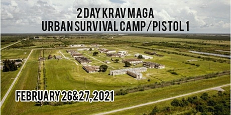 Urban Krav Maga Survival Camp/Pistol 1 tickets
