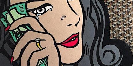 Hip POP Art -- Paint and Sip tickets