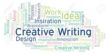 WEBINAR:  The Creative Writing Process tickets