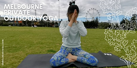 Melbourne Private Outdoor Yoga tickets