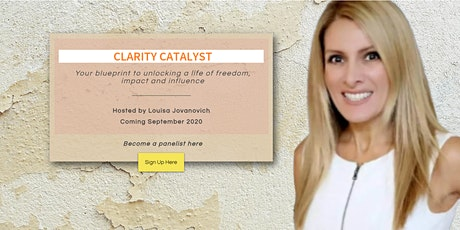 Clarity Catalyst - Connect With Source  by Louisa tickets