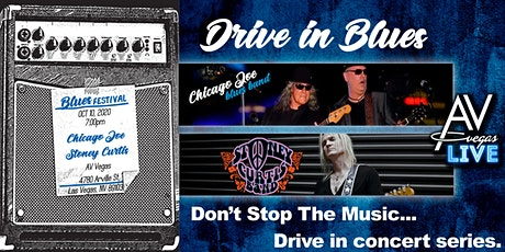 Drive In Blues - A Live, Socially-Distanced Drive In Concert tickets