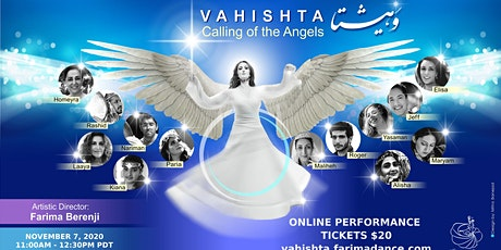 Vahishta: The Calling of the Angels tickets