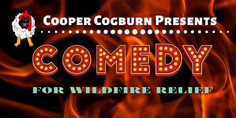 Comedy For Wildfire Relief with Jenna Kim Jones tickets