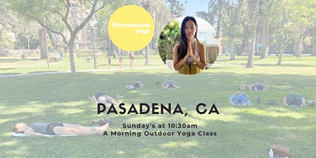 Outdoor Yoga - Vinyasa, Meditation + Breathwork guided by Kathy Chu tickets