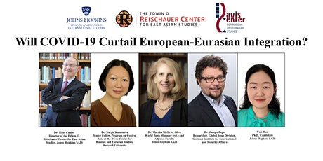 Will COVID-19 Curtail European-Eurasian Integration? tickets