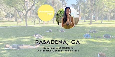 Outdoor Yoga - Vinyasa, Meditation + Breathwork guided by Kathy Chu tickets