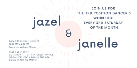 The 3rd Position Dancer's Workshop by Jazel & Janelle tickets