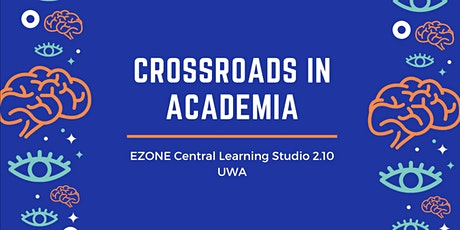 crossroads in academia tickets