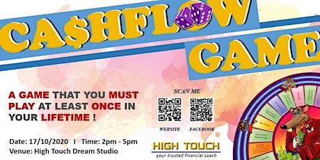 Cash Flow Game tickets