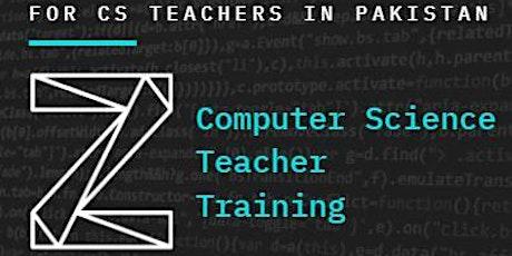 IBM Z Computer Science Teacher Training (for CS teachers in Pakistan) tickets