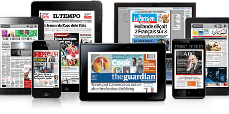 Read newspapers online free of charge ! tickets
