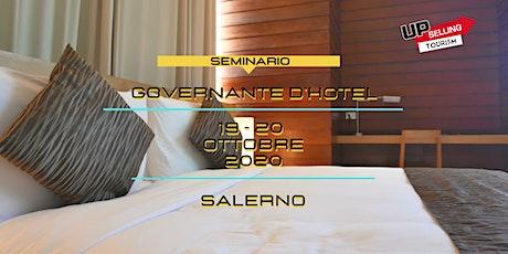 CORSO GOVERNANTE D'HOTEL biglietti
