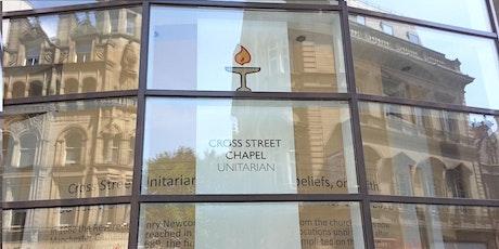 Worship at Cross Street (Unitarian) Chapel, Manchester tickets