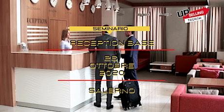 CORSO RECEPTION base biglietti