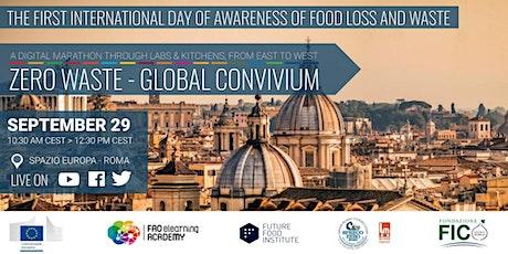 Zero Waste Global Convivium - ROMA biglietti