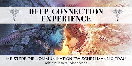 Deep Connection Experience - Für bewusste Singles und Paare Tickets