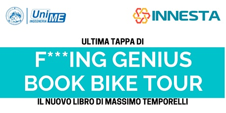 F***ing Genius Book Bike Tour biglietti
