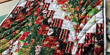 Christmas Bargello Table Runner Quilt tickets