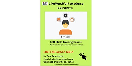 Practical Soft Skills Training Course tickets