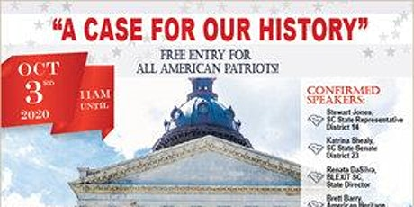 A Case For Our History Rally! tickets