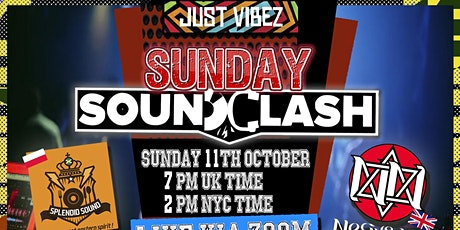 DUBPLATE CLASH! Sunday Soundclash tickets