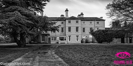 Bishton Hall, Rugeley Ghost Hunt Paranormal Eye UK tickets