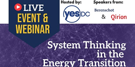 System thinking in the Energy Transition tickets